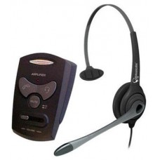 Fellowes Amplifier & Liberty Headset