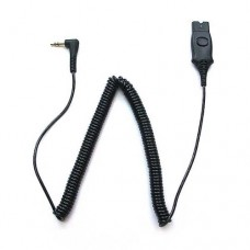 Communicator PLX QD to 3.5mm Cable
