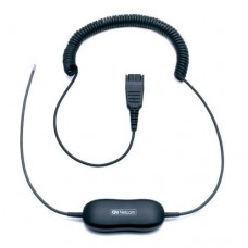Jabra GN1216 coiled Avaya cable