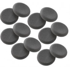 Foam Ear Cushions - Solid Pk10