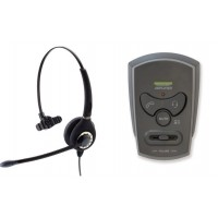 Communicator / JPL Headset & Fellowes Amplifier Package !!!LESS THAN 60 LEFT!!!