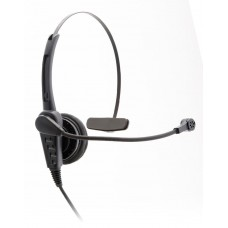 Communicator Diplomat Monaural Headset FREE STANDARD CABLE