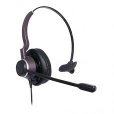 JPL HAC-1 Hearing Aid Compatible Monaural Headset