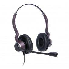 JPL HAC-2 Hearing Aid Compatible Binaural Headset