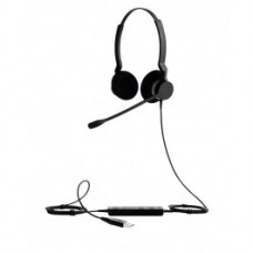Jabra Biz 2300 Duo Usb Microsoft Lync Optimised
