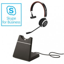 Jabra Evolve 65 MS Mono With Stand