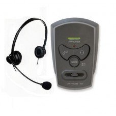 Fellowes Amplifier & Messenger Headset