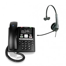 BT Paragon 650 Phone / Answering Machine & Jabra Monaural Headset