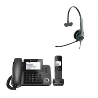 Panasonic Speakerphone & Dect Combo & Headset