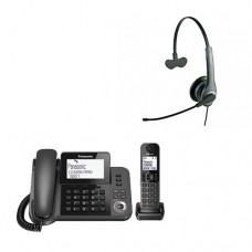 Panasonic Speakerphone & Dect Combo & Headset