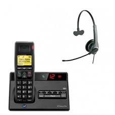 BT Diverse 7450 Plus Dect with answer machine & headset package