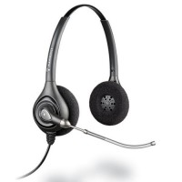 Plantronics SupraPlus Binaural, HW261 FREE Smart Cord Worth £15.95!!!