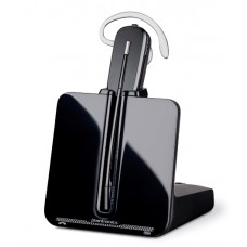 Plantronics CS540 Wireless Headset & APP 51 EHS for Polycom