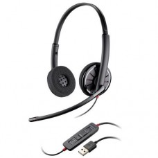 Plantronics Blackwire C3220 Stereo UC headset
