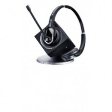 Sennheiser DW30 DW Pro 2 DECT Cordless HD Binaural Headset - Phone/PC