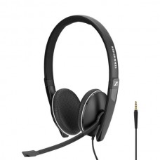 Sennheiser SC 165  3.5mm Binaural Headset For Mobile /Tablet