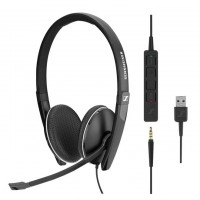 Sennheiser SC 165 USB / 3.5mm Binaural Headset