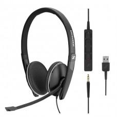 Sennheiser SC 165 USB / 3.5mm Binaural Headset