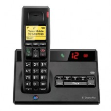 BT Diverse 7150 Plus DECT phone with TAM