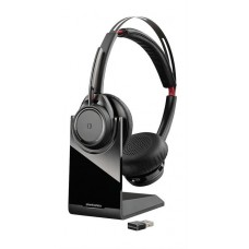 Plantronics  Voyager Focus UC  With Stand