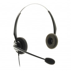 Communicator 2.5mm Binaural for cordless phones