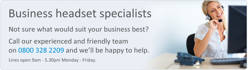 Business headset specialists