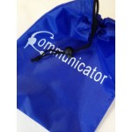 Communicator headset bag